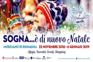 """""""Sogna… è di nuovo Natale"""" – Programma completo (23 novembre – 6 gennaio)"""