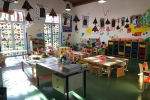 Inaugurazione nuova aula 'Gattini' della scuola dell'infanzia