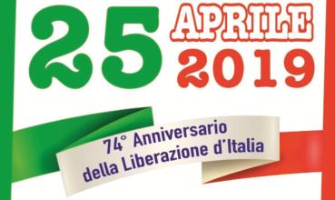 74° Anniversario della Liberazione d'Italia