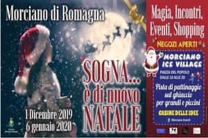 Natale a Morciano di Romagna (1 dicembre – 6 gennaio) – Programma completo