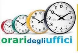 Ampliamento orari di apertura uffici comunali (dal 24 maggio)