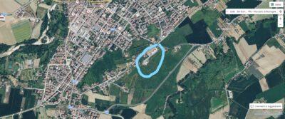 Alienazione area edificabile di proprietà comunale sita in via Belisardi