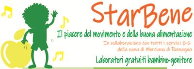 StarBene – Laboratori gratuiti bambino-genitore